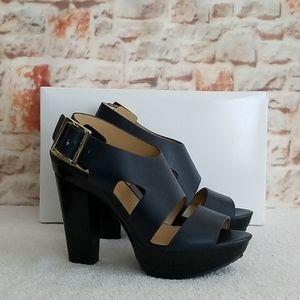 New Michael Kors Carla Platform Sandals